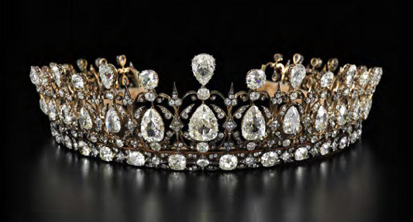 The Fife Tiara Has A New Home The Court Jeweller