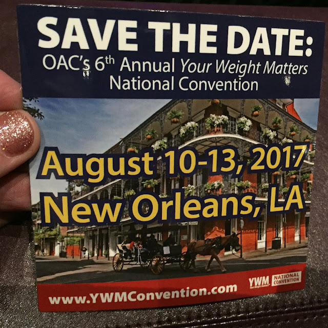 2017 Obesity Action Convention Health Weight Nutrition Fitness Wellness