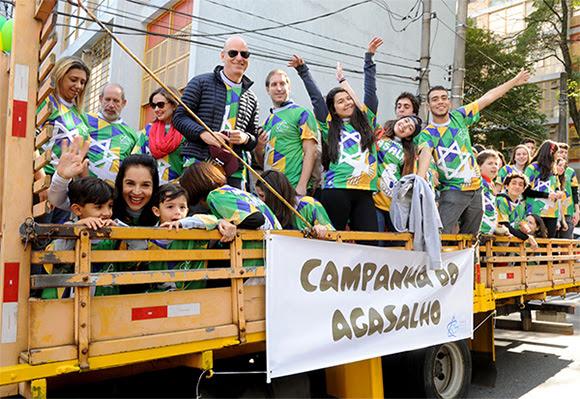 Comunidade judaica de São Paulo faz Tzedaká