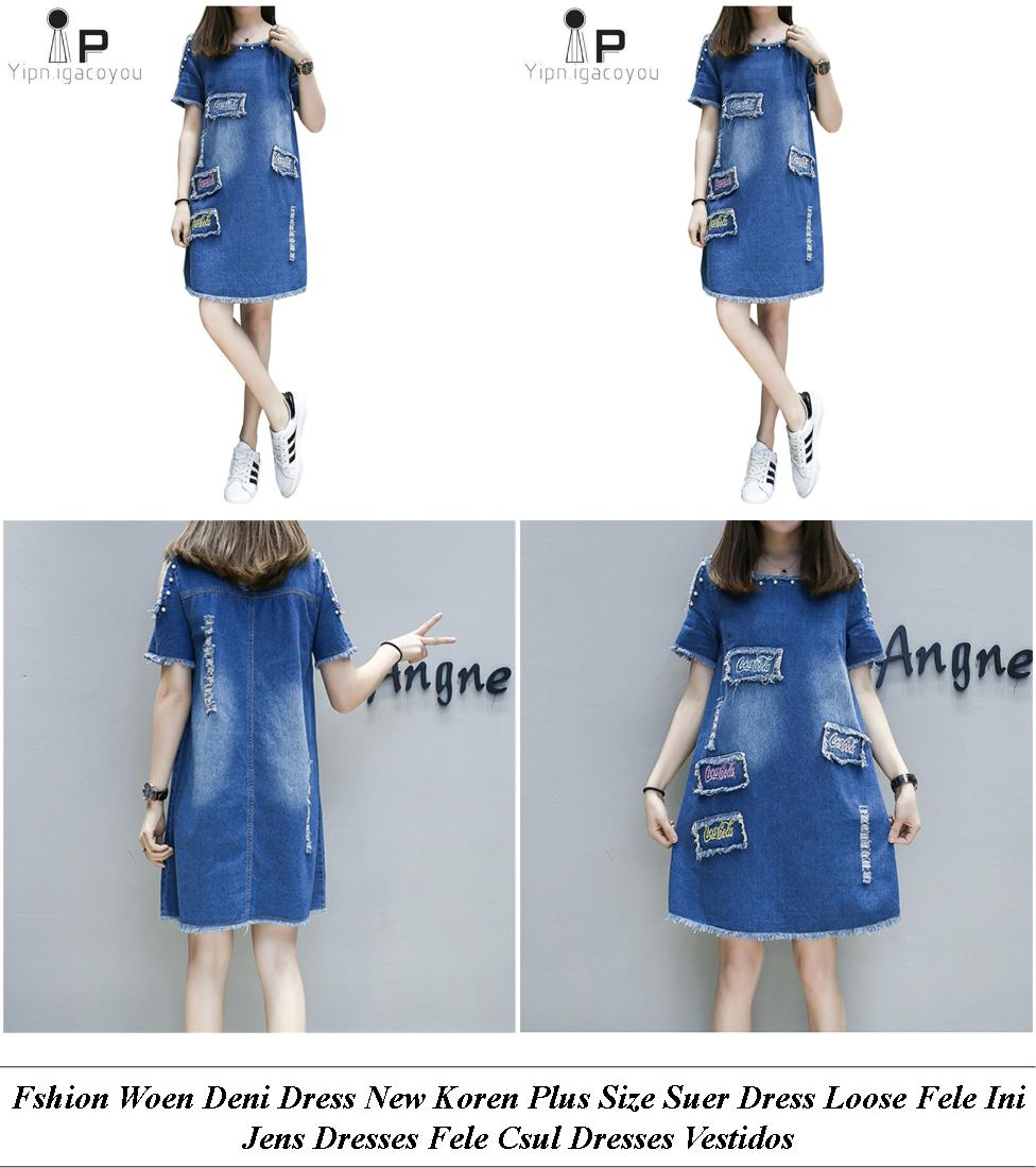 Beach Cover Up Dresses - Next Sale Womens - Denim Dress - Cheap Trendy Clothes