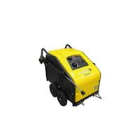 Máy rửa cáo áp hơi nước nóng-lạnh tự ngắt chạy dầu Diesel –Italy LT-1015-2900PSI-1