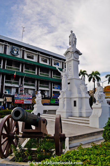 Rizal  Statue  Zamboanga: The Asia's Latin City