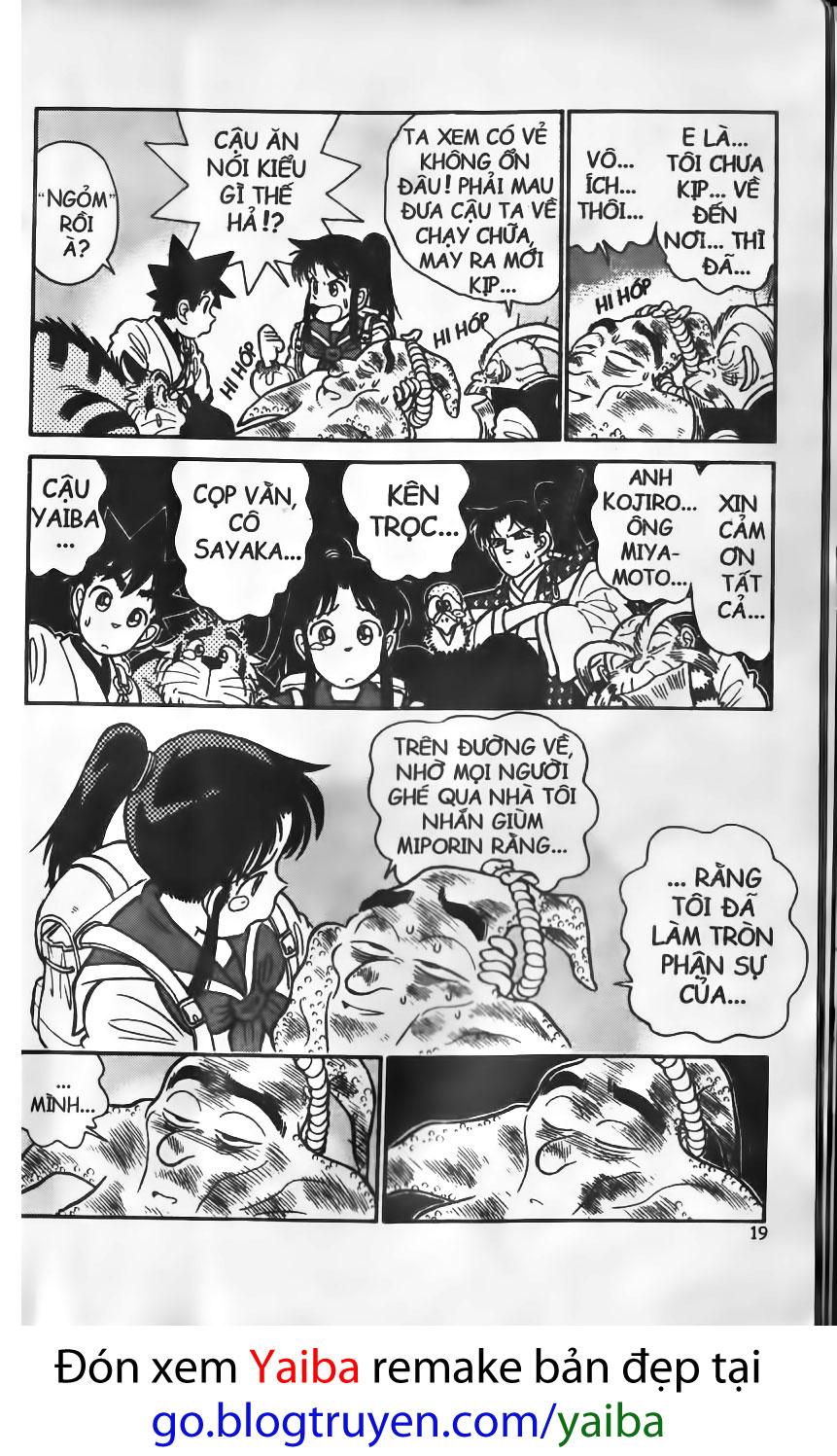 Yaiba chap 80 trang 16