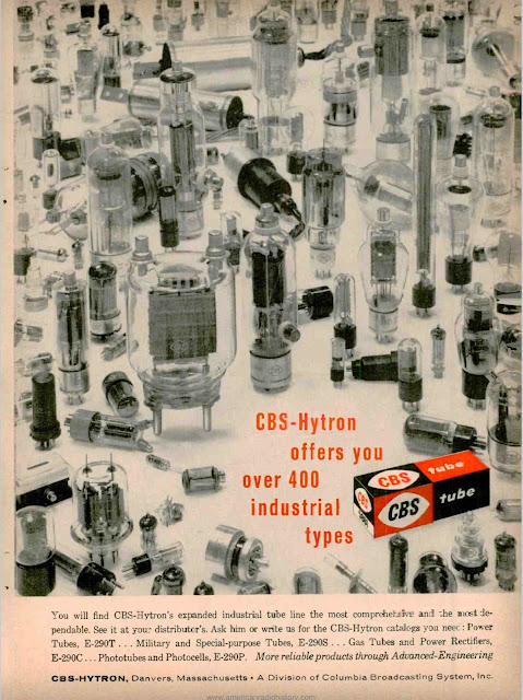Hytron Tubes Advert