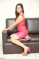 Shipra Gaur in Pink Short Tight Dress ~  Exclusive Poshoot 105.JPG