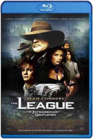 La liga extraordinaria (2003) HD 1080p Latino