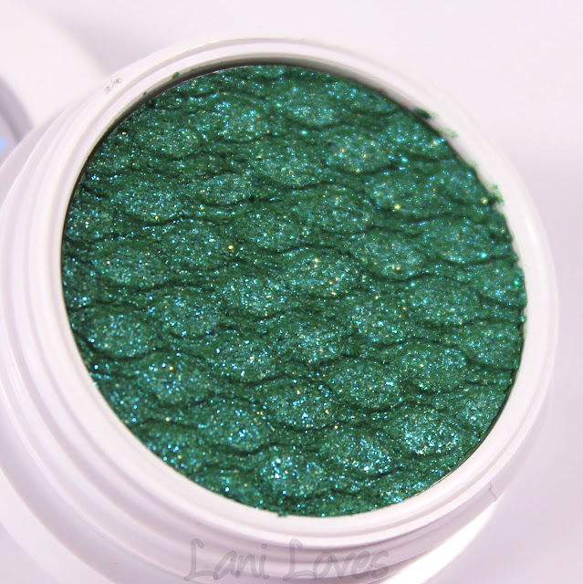 ColourPop Super Shock Shadow - Cusp Swatches & Review