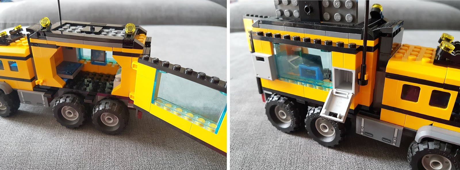 LEGO City Jungle, National Geographic Kids, LEGO City Jungle Mobile Lab