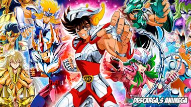 Saint Seiya Manga Servidor: Mega/Mediafire