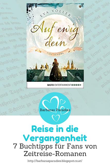 Reise in die Vergangenheit: 7 Buchtipps für Fans von Zeitreise-Romanen - Time School - Reihe von Eva Völler
