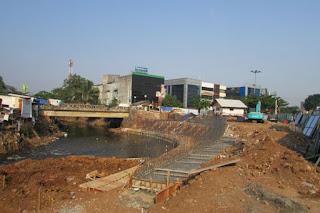 Proyek Normalisasi Sungai Ciliwung