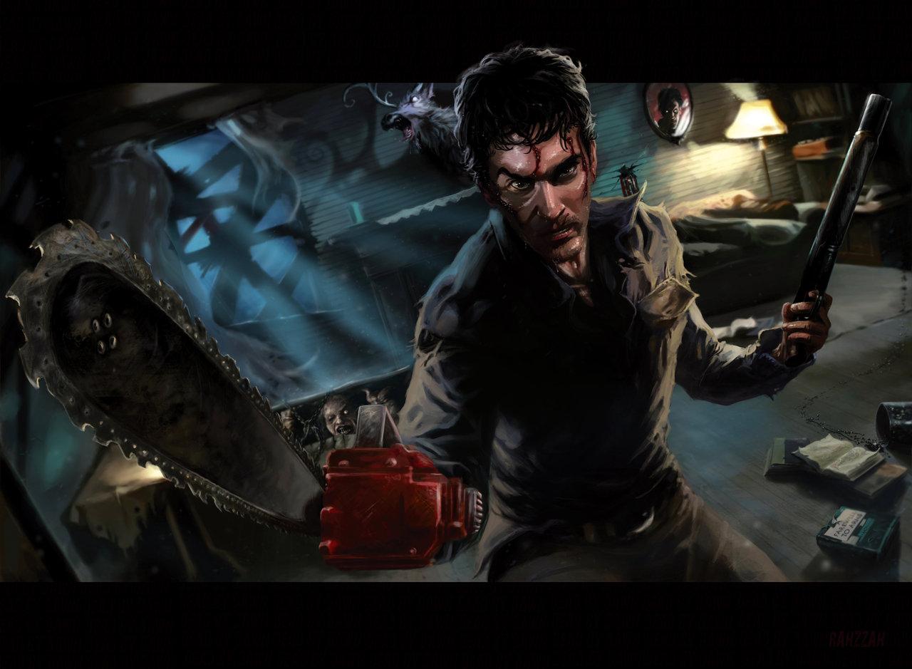Mendelson's Memos: Brandon Peters ranks the Evil Dead films...  Mendelson's...