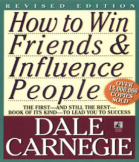 Book, Review, How to Win Friends and Influence People, Dale Carnegie