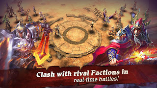 Clash for Dawn: Guild War v1.6.5 Mod