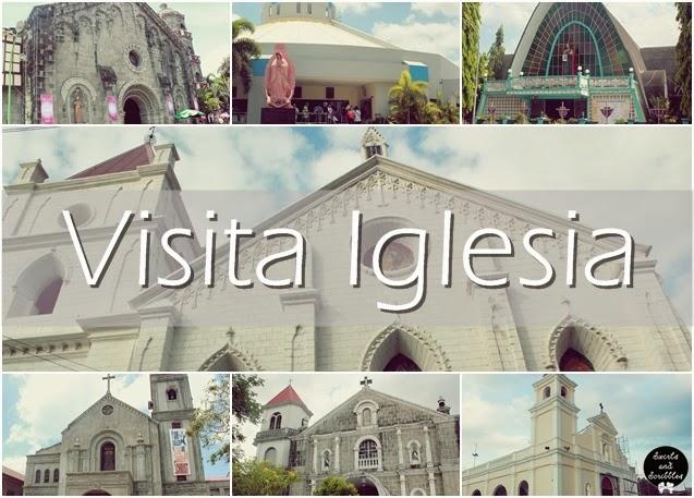 Visita Iglesia - Cavite Route 2 - Swirls and Scribbles - a