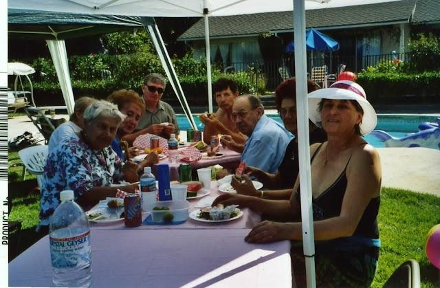 Gyülekezeti piknik Malibuban