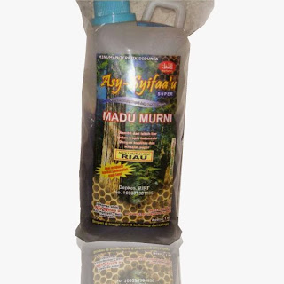 Madu Asy-syifaa,u Riau 1kg GROSIR HERBAL PURWAKARTA