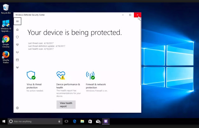 What To Do When Windows 10 PC Health Report is Not Available