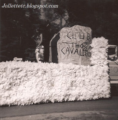 Cradock High School Kappa Float 1966