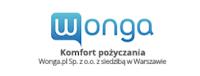 Wonga pożyczki logo