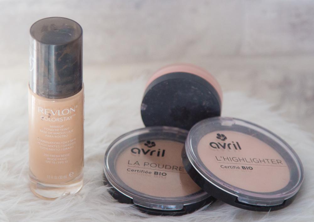 maquillage - teint - revlon - avril - lilylolo