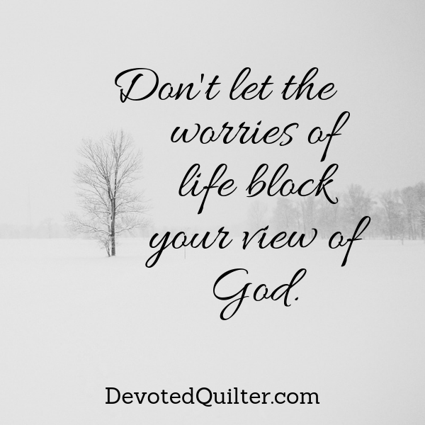 Weekly devotions on Christian living | DevotedQuilter.com