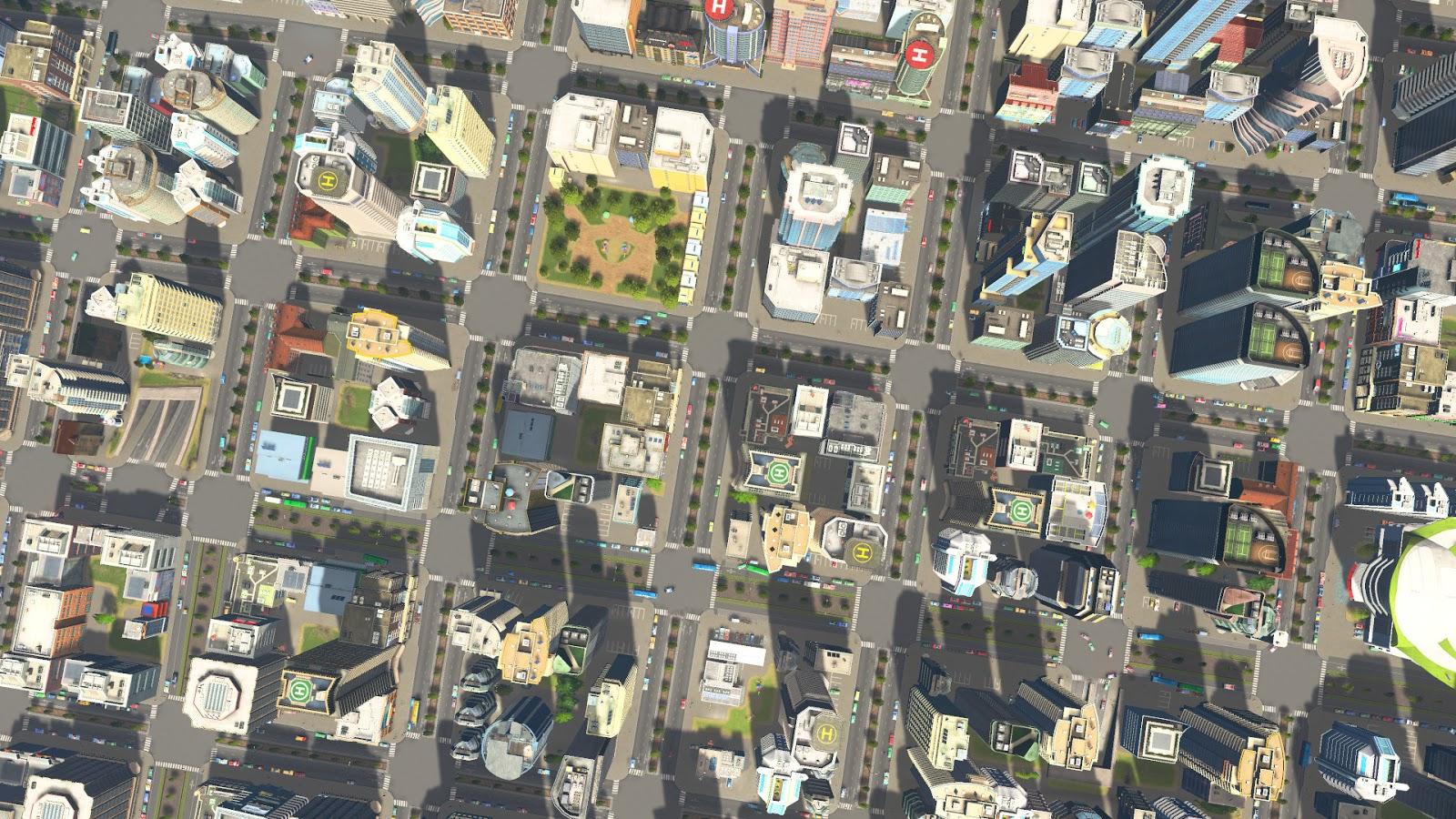 Cities Skylines Campus PC ESPAÑOL (CODEX) 7