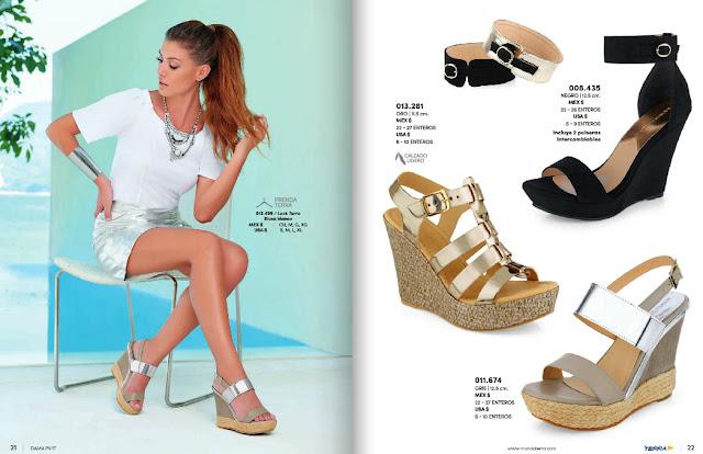 zapatos mundo terra damas