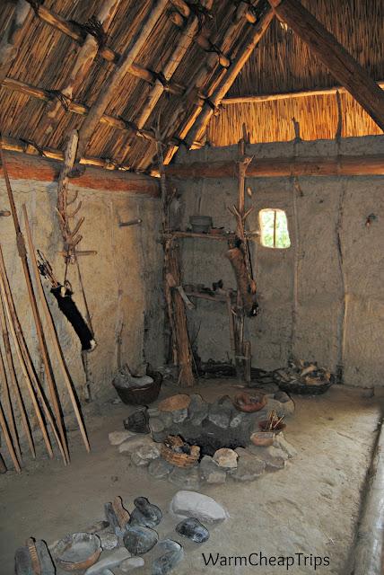 Parco Archeologico Livelet, Parco archeologico, capanna preistoria, palafitte