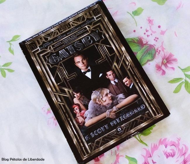 livro, O-Grande-Gatsby, F-Scott-Fitzgerald, Landmark, capa, opiniao, trecho, filme, blog-petalas-de-liberdade, blog-literario