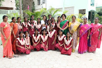 Actress Priya Anand with the Students of Shiksha Movement Event .COM 0026.jpg