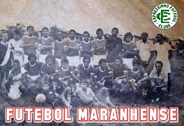 Resultado de imagem para expressinho futebol clube do maranhão