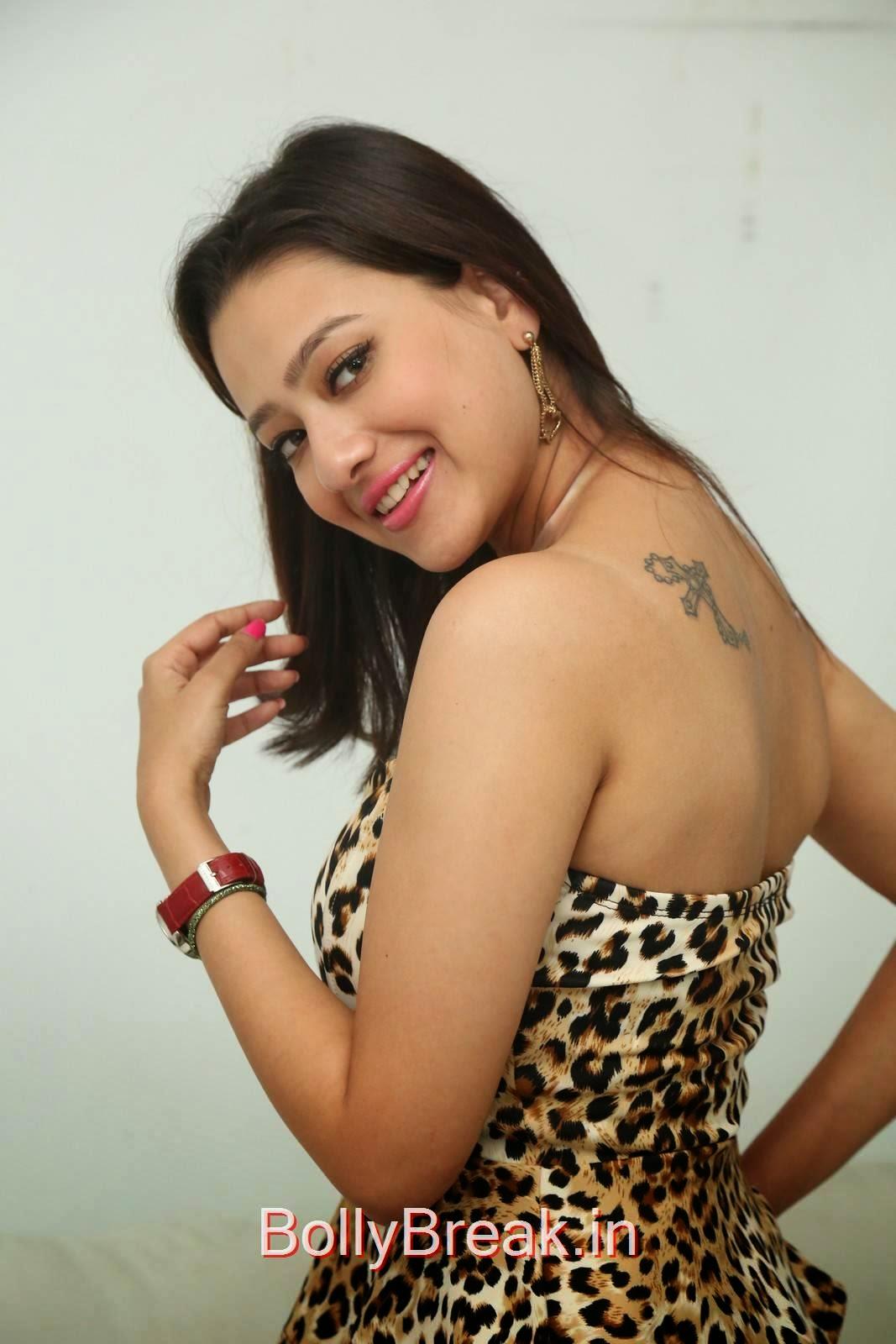 Madalasa Sarma Pictures, Hot HD Images of Madalasa Sharma from Ramleela Movie Interview