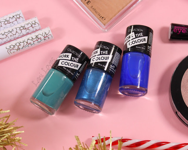 Collection Work the Colour nail polish review