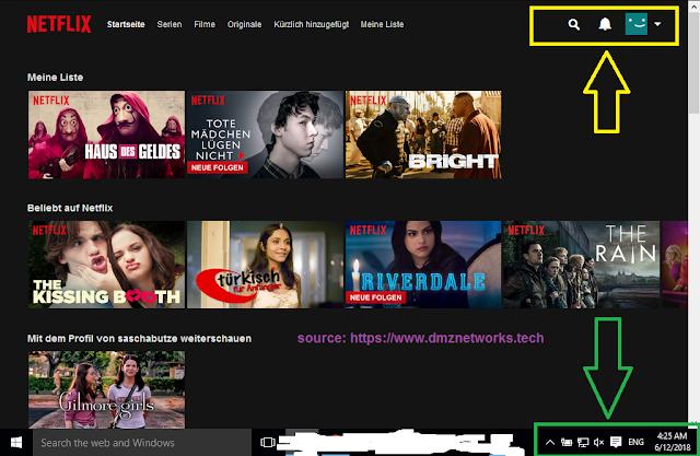Premium Netflix Account List 2018[