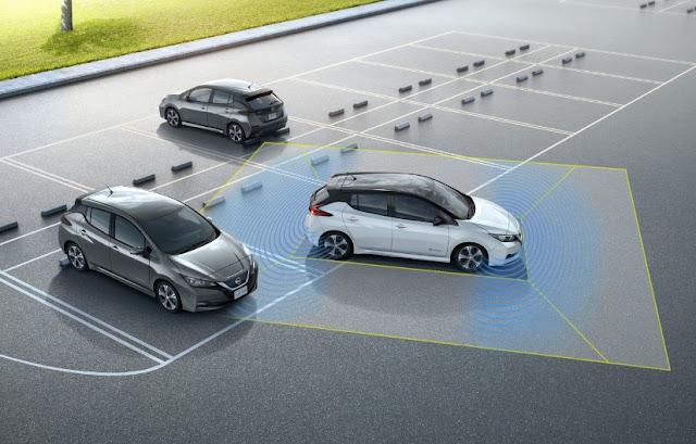 Nissan LEAF Intelligent Mobility