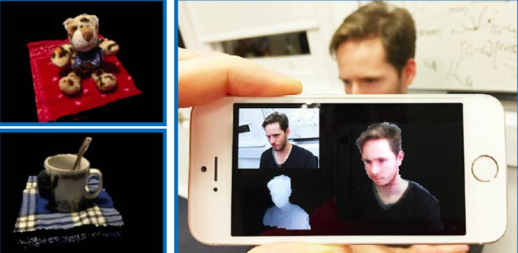 3D掃描隨手可得!微軟新技術,用手機就能掃描任何物體