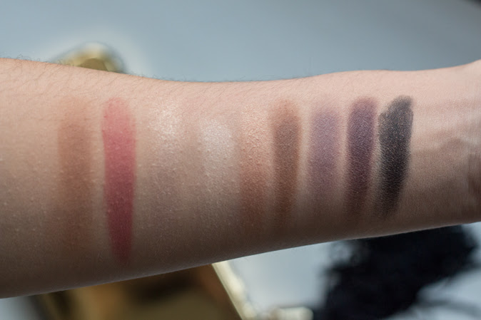 marc jacobs object of desire face and eye palette swatches