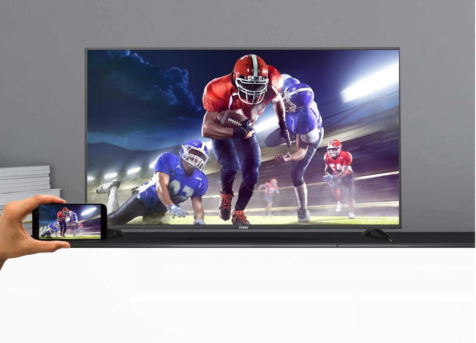 """Haier India Launches """"Easy Connect"""" LED Television In India"""