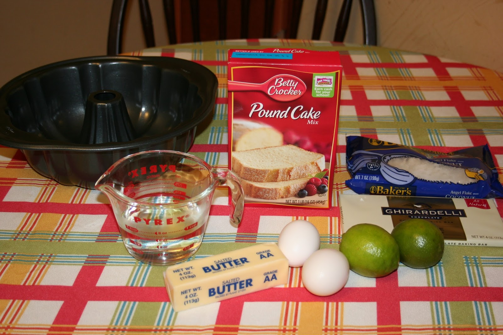 My Retro Recipes Key Lime And Coconut White Chocolate