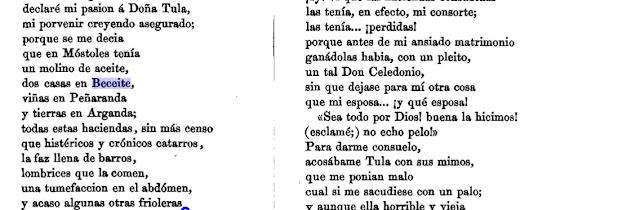 dos casas en Beceite    La Arcadia moderna Colección de églogas é idilios realistas y de epigramas