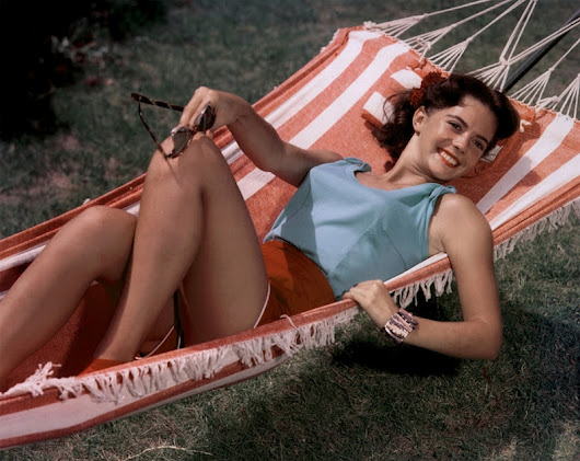 Vintage Photos of Natalie Wood  | Lightning Photographer