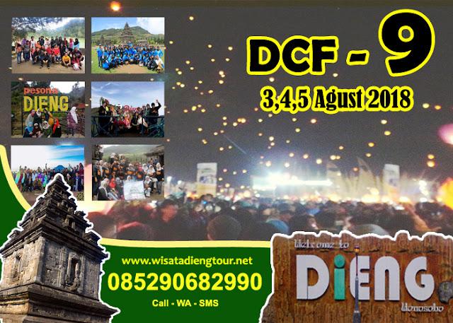 brosus paket dieng culture festival 2018