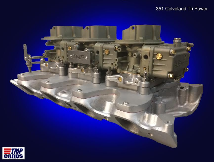 TMP Carbs Racing Automobile Holley Carburetors - Mostly Made