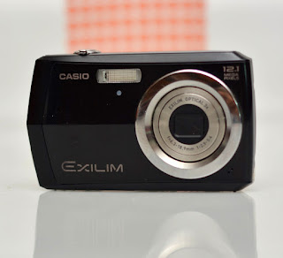 Casio Exilim Z16 Second
