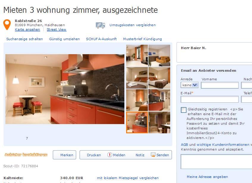 Wohnung Mieten In Benz