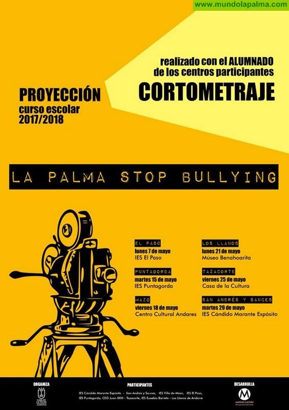 """Proyección cortometraje """"La Palma Stop Bullying"""""""