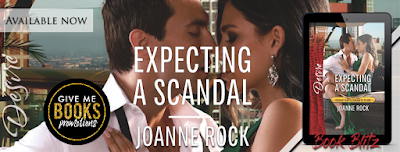 Expecting a Scandal release blitz banner