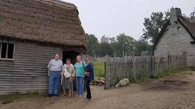 Ephrata Cloister field trip to Plimoth Plantation