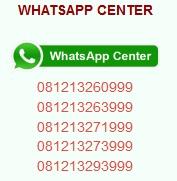 Cara Transaksi Pulsa Via Whatsapp Kios Pulsa
